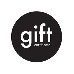 <pre>Winery Gift Certificate $25</pre>
