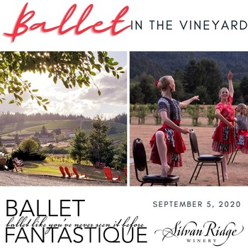 Ballet In The Vineyard Ticket | SEPT 5 | SOLD OUT